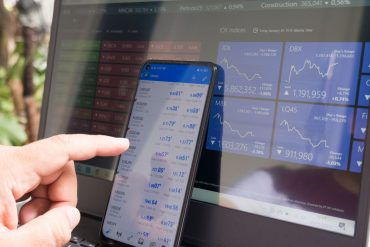 Acompanhar ações na Bolsa de Valores