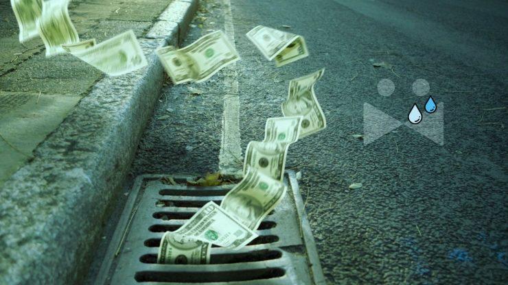 """As 10 coisas que fazem o seu dinheiro ir para o """"ralo"""""""