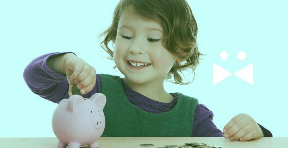 Dicas para introduzir finanças pessoais para seus filhos